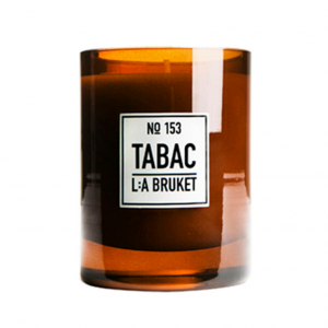 La Bruket Candela Tabacco