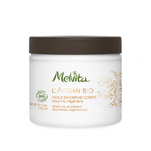 Melvita crema corpo all'argan bio