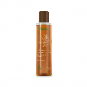 Melvita gel doccia all'argan