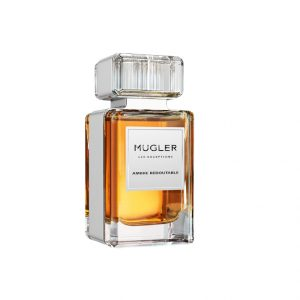 MUGLER LES EXCEPTIONS AMBER REDOUTABLE