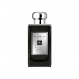 JO MALONE BRONZE WOOD LòEATHER COLOGNE INTENSE