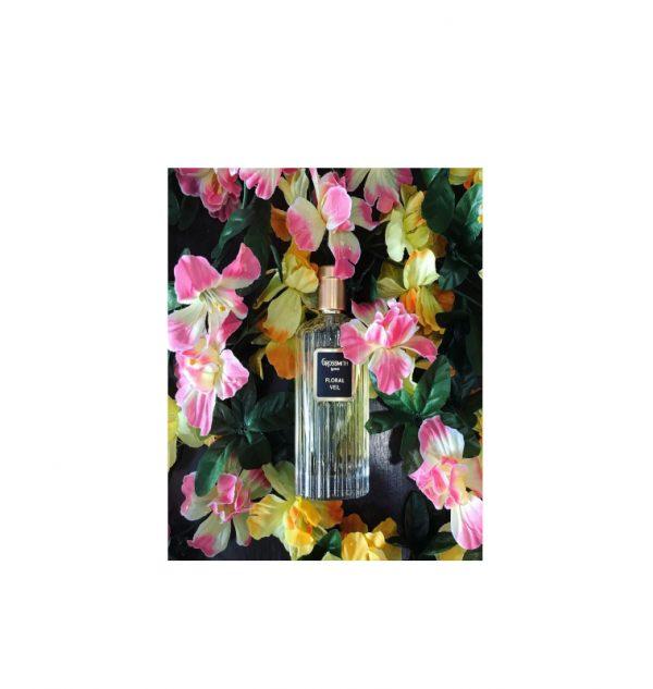 grossmith floral veil
