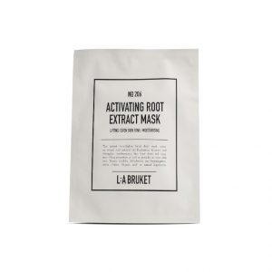 la bruket activating root extract mask