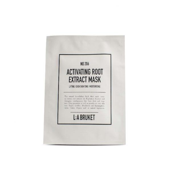 la bruket activating root extract mask