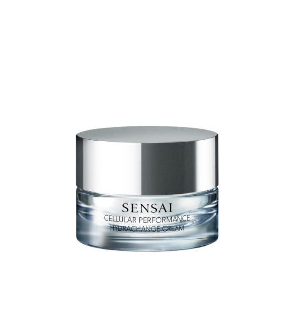 sensai cellular performance hydrachange cream