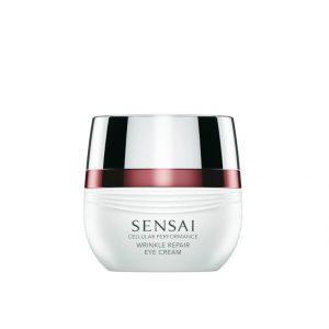 sensai cellular performance wrincle repair eye cream