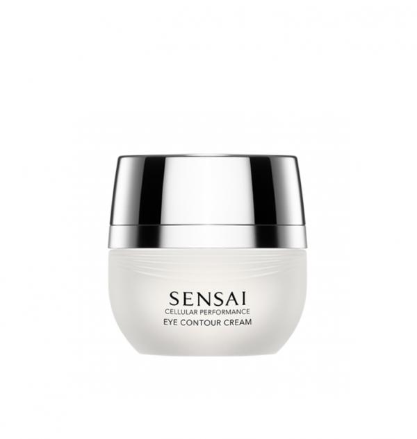 sensai eye contour cream