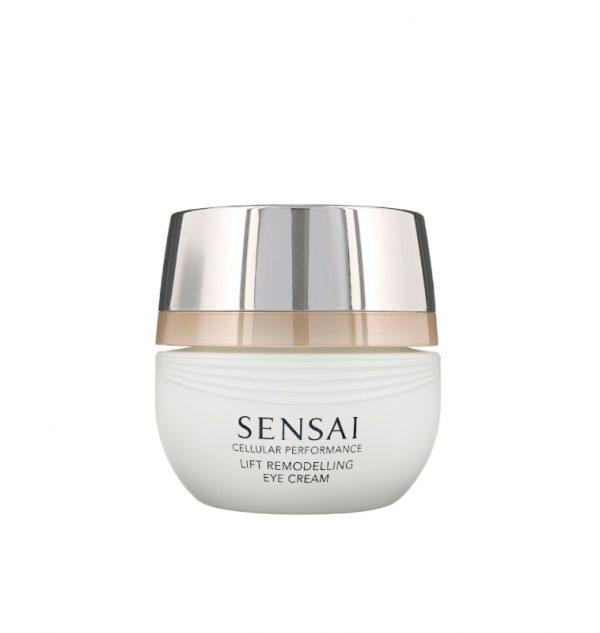 sensai lift remodelling cream