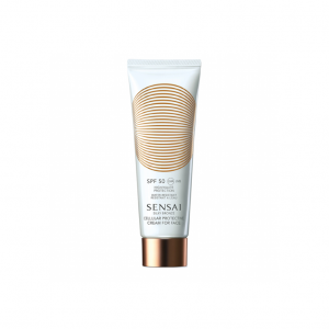 sensai silky bronze cellular protection