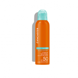 lancaster spray resistente all'acqua spf50
