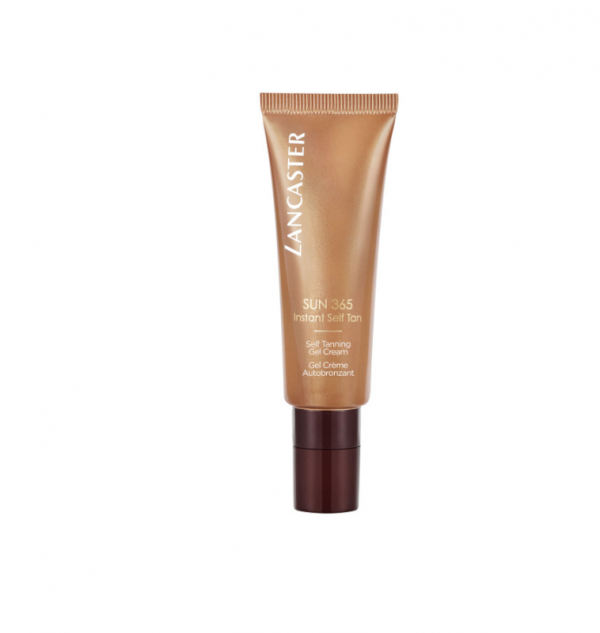 lancaster self tan gel viso