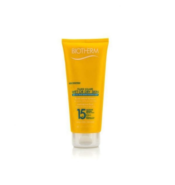 biotherm wet or dry