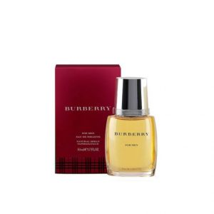 burberry men's classic edt