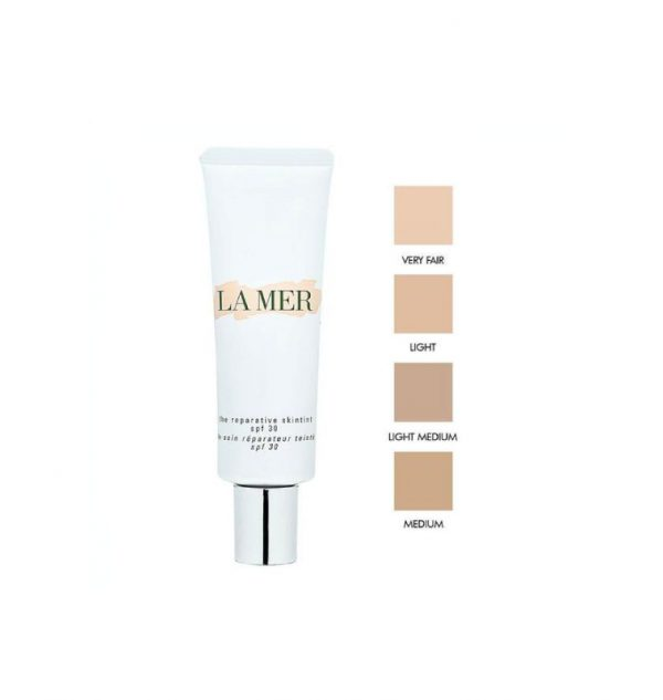la mer the reparative skin tint sp30 40 ml
