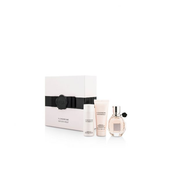 viktor&rolf flower bomb coffret