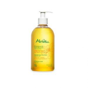 melvita shampoo miele e arancio capelli secchi