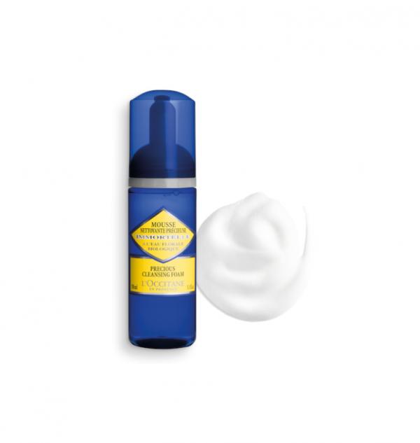 L'Occitane Precious Cleansing Foam