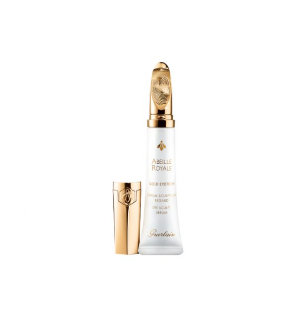 guerlain abeille-royale-gold-eyetech-serum-sculpteur-regard-15-ml