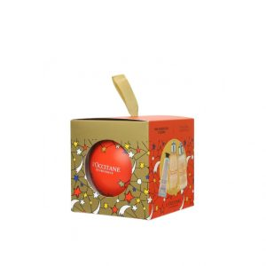 l'occitane christmas ball