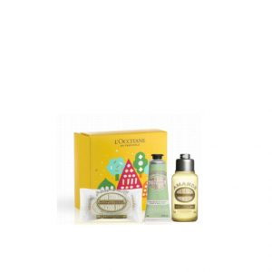 l'occitane cofanetto christmas selection amande