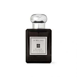 Jo Malone vetiver & golden vanilla cologne intense