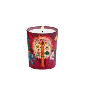 Diptyque candela fortuna speziata
