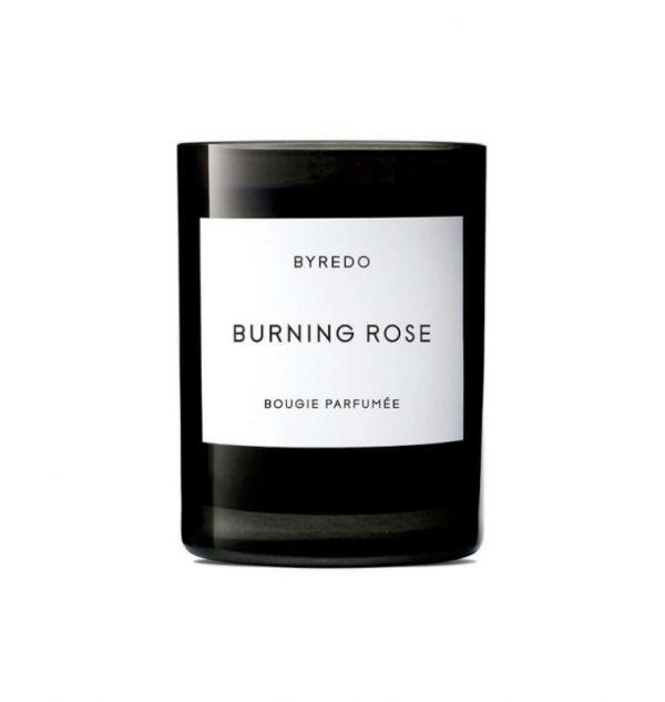 Byredo Candela-Burning-Rose-70-g