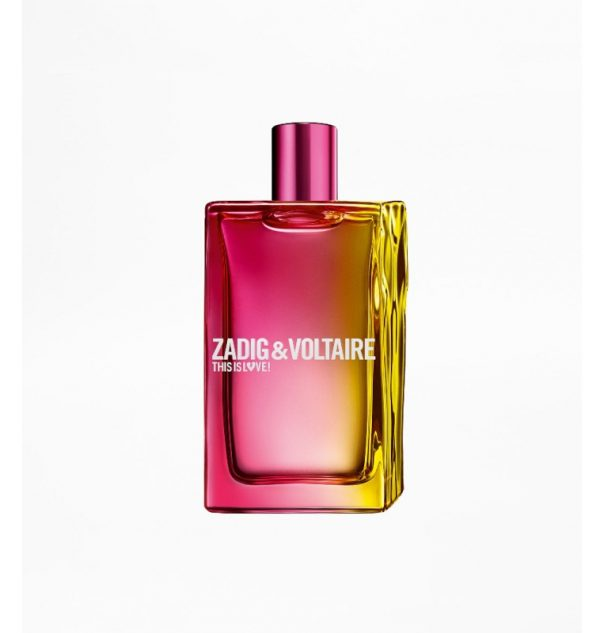 zadig voltaire this is love for her 50 ml