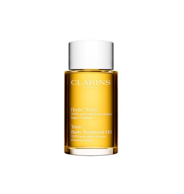 clarins huile tonic