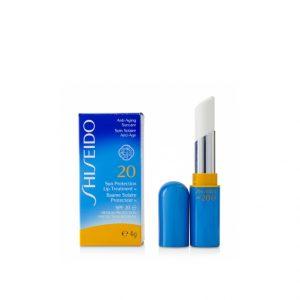 shiseido lip spf 20