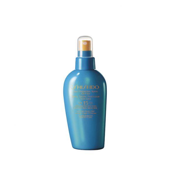shiseido sun protection spf 15