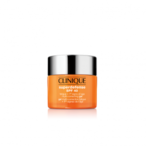clinique superdefense gel spf 40
