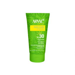 arval crema solare viso spf 30