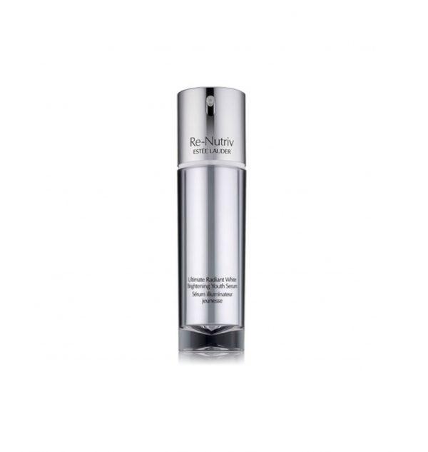 Estee Lauder nutriv ultimate radiant white brightening serum