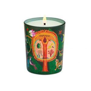 diptyque candela pino natale