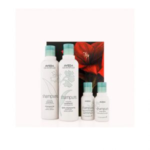 018084020883 - aveda-shampure-calming-hair-body-set