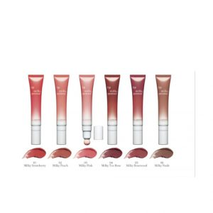 clarins lip milky mousse