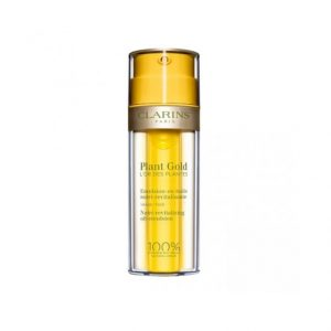 clarins plant gold oil