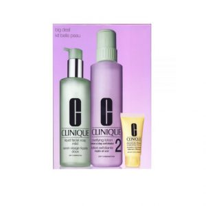 020714933883 - clinique kit skin care