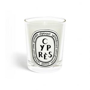 diptyque cypres candela profumata