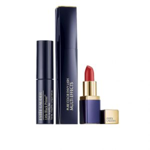 estee lauder kit mascara rossetto