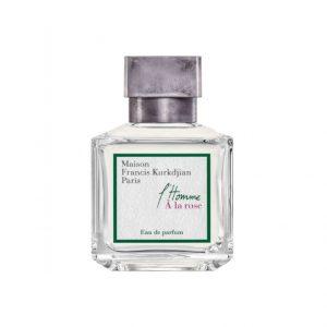 3700559609989 - francis kurkdjian a la rose homme eau de parfum 70 ml