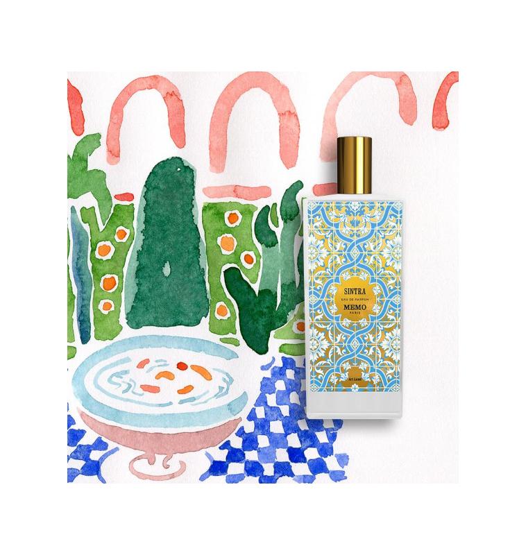 мемо синтра парфюм