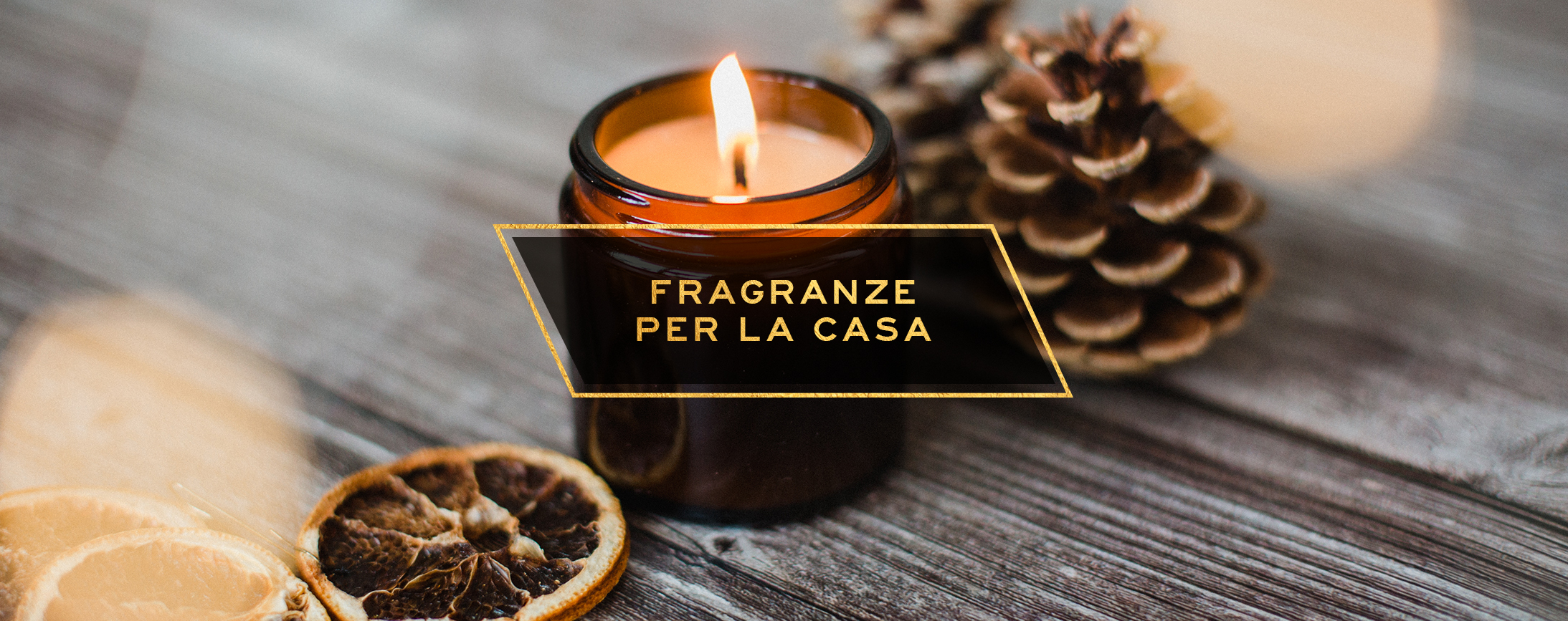 fragranze per la casa