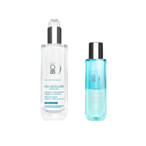 biotherm eau micellare duo