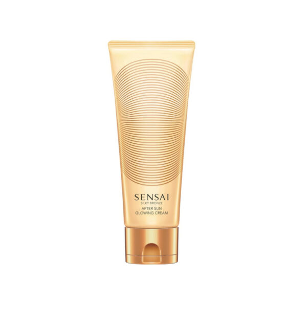 4973167699553 - sensai silky-bronze-after-sun-glowing-cream