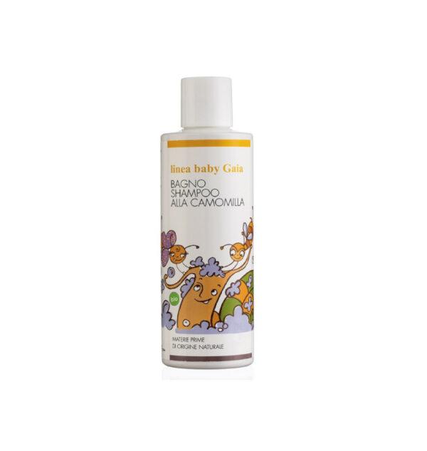 tata natura gaia-baby-shampoo-alla-camomilla-ml-200-