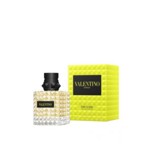 valentino donna eau de parfum yellow dream