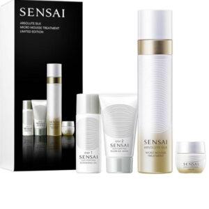 SENSAI - absolute-silk-micro-mousse-treatment-cofanetto
