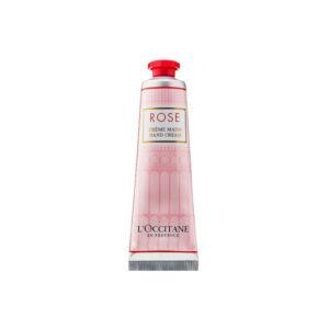l'occitane crema mani alla rosa